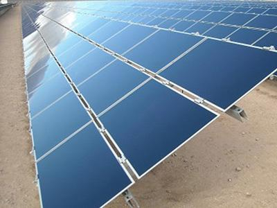 Extruded Aluminum Solar Panel Frame