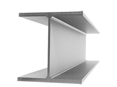 Extruded Aluminum I-Beams