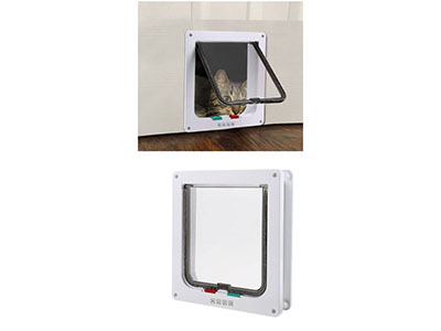 Aluminum Pet Door