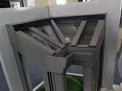 ES1 Aluminum Sunroom